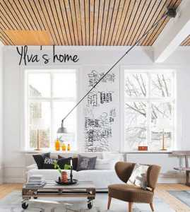 歐式風格80平米裝修二居室裝修效果圖