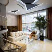 小户型客厅装修实例哪个好