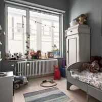 儿童铁艺儿童房装修效果图
