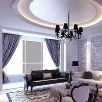 大幅客厅装饰画效果图