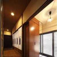 现代个性起居室四室二厅装修效果图