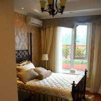 混搭三米富裕型卧室装修效果图