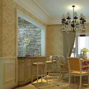 白点客厅窗帘效果图