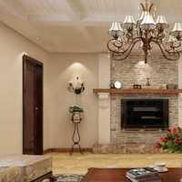 105平两室两厅改三室装修多少钱