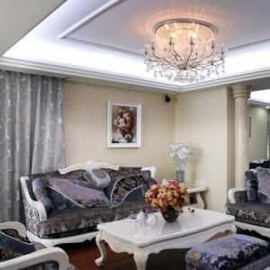 北京法式别墅装修风格