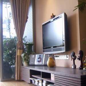 66平方米乡村风格一居室小公寓 小空间大功能