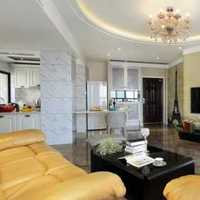 美式裝修起居室效果圖