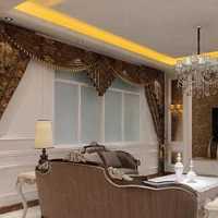 别墅富裕型沙发简洁装修效果图