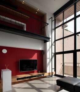 西安装修效果图三室两厅