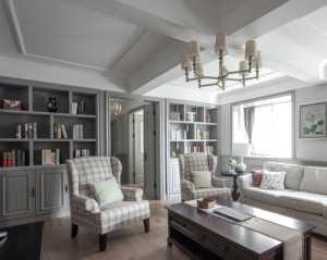 現代裝修風格40平米小戶型客廳效果圖
