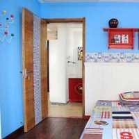 上海客厅的装修样板房