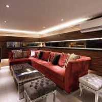 客厅是正方形的面积26平方摆什么式样沙发求效果图