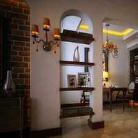 107平米蝴蝶型的房子装修设计