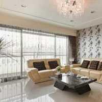 高端现代客厅地毯装修效果图
