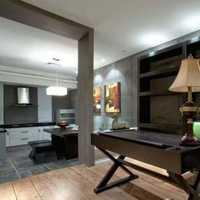 简装两室一厅图