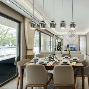 北京春晖园方糖loft样板间:现代感里的东方禅意