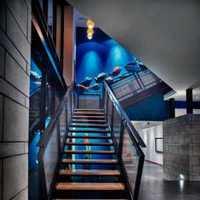 三层复式楼梯装修效果图