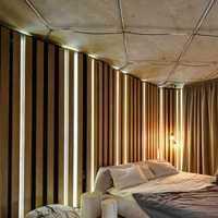 现代三室一厅户型图效果图