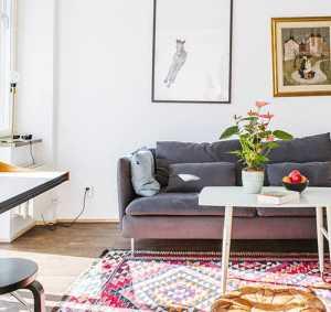 瑞典 27 坪北欧风缤纷童趣公寓