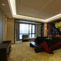 126平米两室两厅家装样板间
