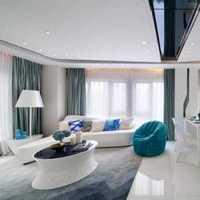 现代温馨别墅房屋装修效果图