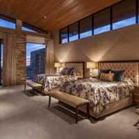 主卧室吊顶欧式三居装修效果图