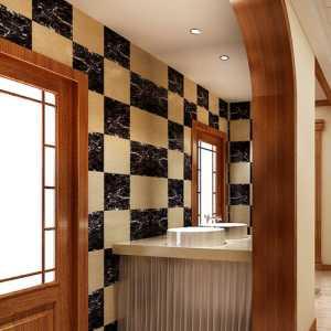 两室一厅70㎡面盆柜70平米两室一厅效果图