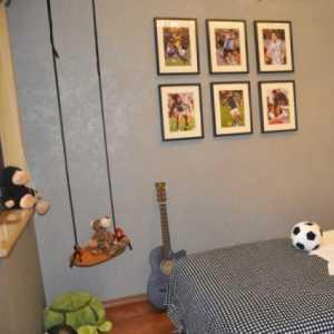 4平方米的小卧室装修图