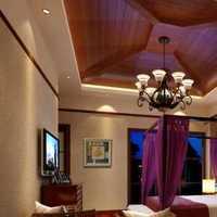 欧式古典别墅浪漫卧室装修效果图
