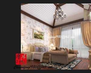 壮壮家装修长方形客厅地面