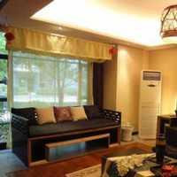简约地毯客厅吊灯茶几装修效果图