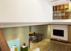 100平米房屋装修效果图简装
