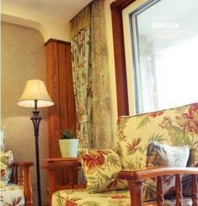 北京5萬元裝修85平二房一廳簡單喜歡就足夠了