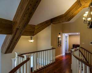 别墅转楼梯装修效果图