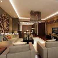 转角沙发现代客厅现代窗帘装修效果图