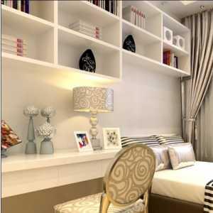 文庭雅苑的简约时尚卧室效果图