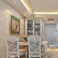 80平米两室一厅装修设计