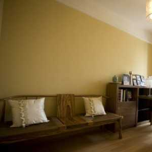 清爽简约打造三居室客厅装修效果图大全2012图片